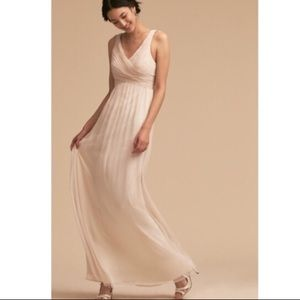 Anthropologie BHLDN Angie maxi dress